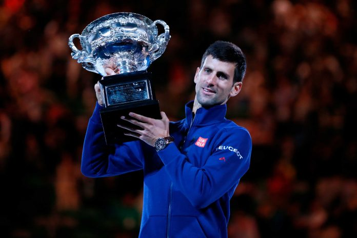 Apuesta por Novak Djokovic en Wplay.co