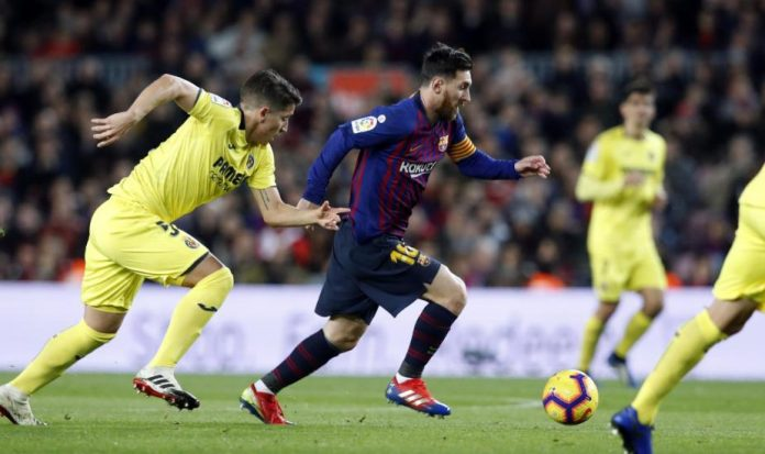 Apuesta por Barcelona o Villarreal en Wplay.co