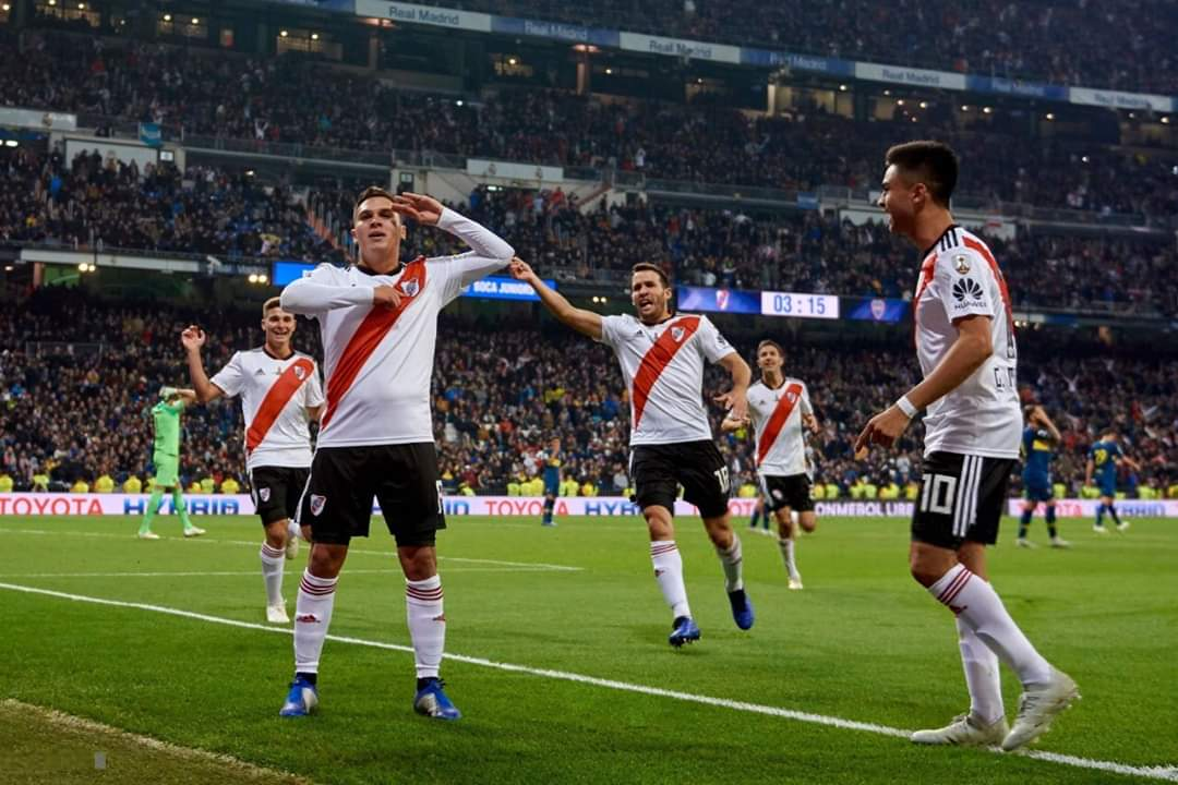 Apuesta por Boca o River en Wplay.co
