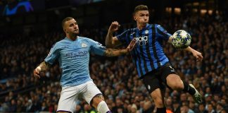 Apuesta por Manchester City o Atalanta en Wplay.co