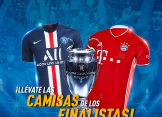 Wplay.co Champions League PSG BAYERN